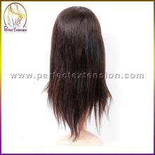 kaufen China Produkte Echthaar volle Spitze Perücke Lieferant malaysischen Yaki Haarperücke