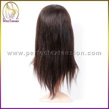 Compro china productos del pelo humano peluca llena del cordón peluca proveedor yaki Malasia cabello