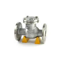 pengedar berkualiti tinggi cast wafer swing swing fire check valve