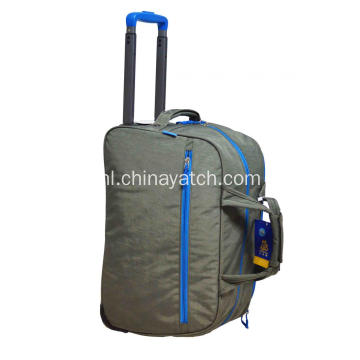 Hot Sale Opvouwbare Trolley Duffle Bag