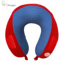 Voiture d'oreiller de massage de vibration portative et oreiller de massage principal à la maison