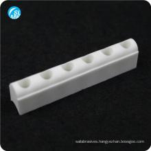 high temperature resistance insulating C220 steatite ceramic 1-8holes