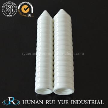 Точность полировки промышленных циркония керамические части, цирконий керамический стержень трубки