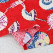 cotton home textile print fabric