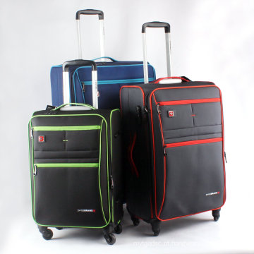 Soft Luggage Trolley Conjunto de 3 peças