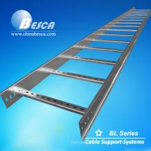 Sistema da cremalheira da escada do cabo SS316 (fabricante alistado UL, CE, NEMA e IEC)