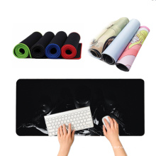 Lock Edge Mouse Mat for Laptop Computer Keyboard Pad Desk Pad for Anime Large Gaming Mousepad