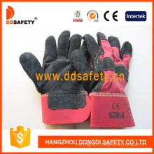Working Gloves, Cow Split Leather Glove Dlc228