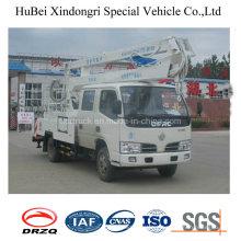 Dongfeng 14m Overhead Aerial Platform Truck