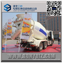 Camion de mélange de transport de 10 M3 Hino 700