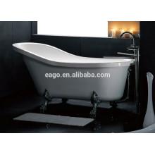EAGO FREE-STAIND ACRYLIC BATHTUB GFK1700-1