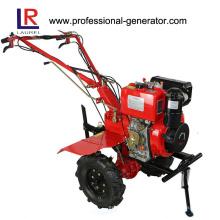 Alta qualidade 5HP Fazenda Mini Tiller com Motor Diesel