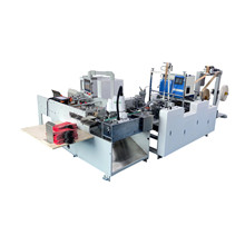 paper handle pasting machine