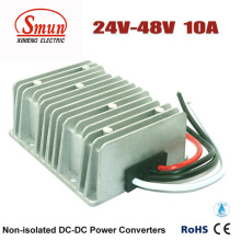 Waterproof DC-DC Power Converter 24V to 48V 10A 480W Converter