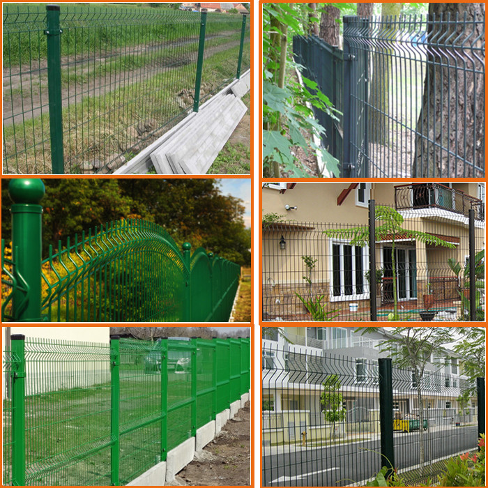 3D fence