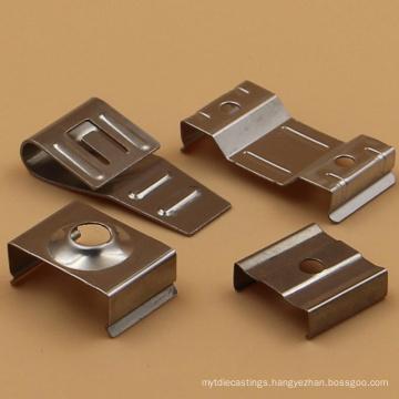 Custom metal spring clips precision spring clips and metal u spring clips