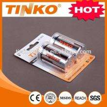 Super heavy duty battery R20P size D 1.5V