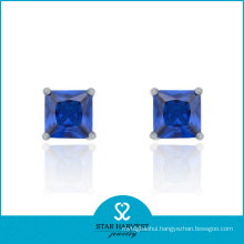 2014 Best Selling Fashion Blue Earring