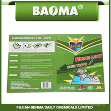 Etiqueta engomada del pegamento de la rata de Baoma