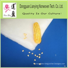 Hot Maize Fiber Wadding for Garment