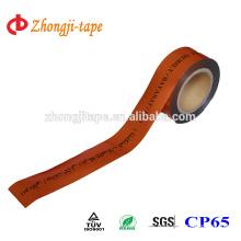High Break strength underground detectable marking tape