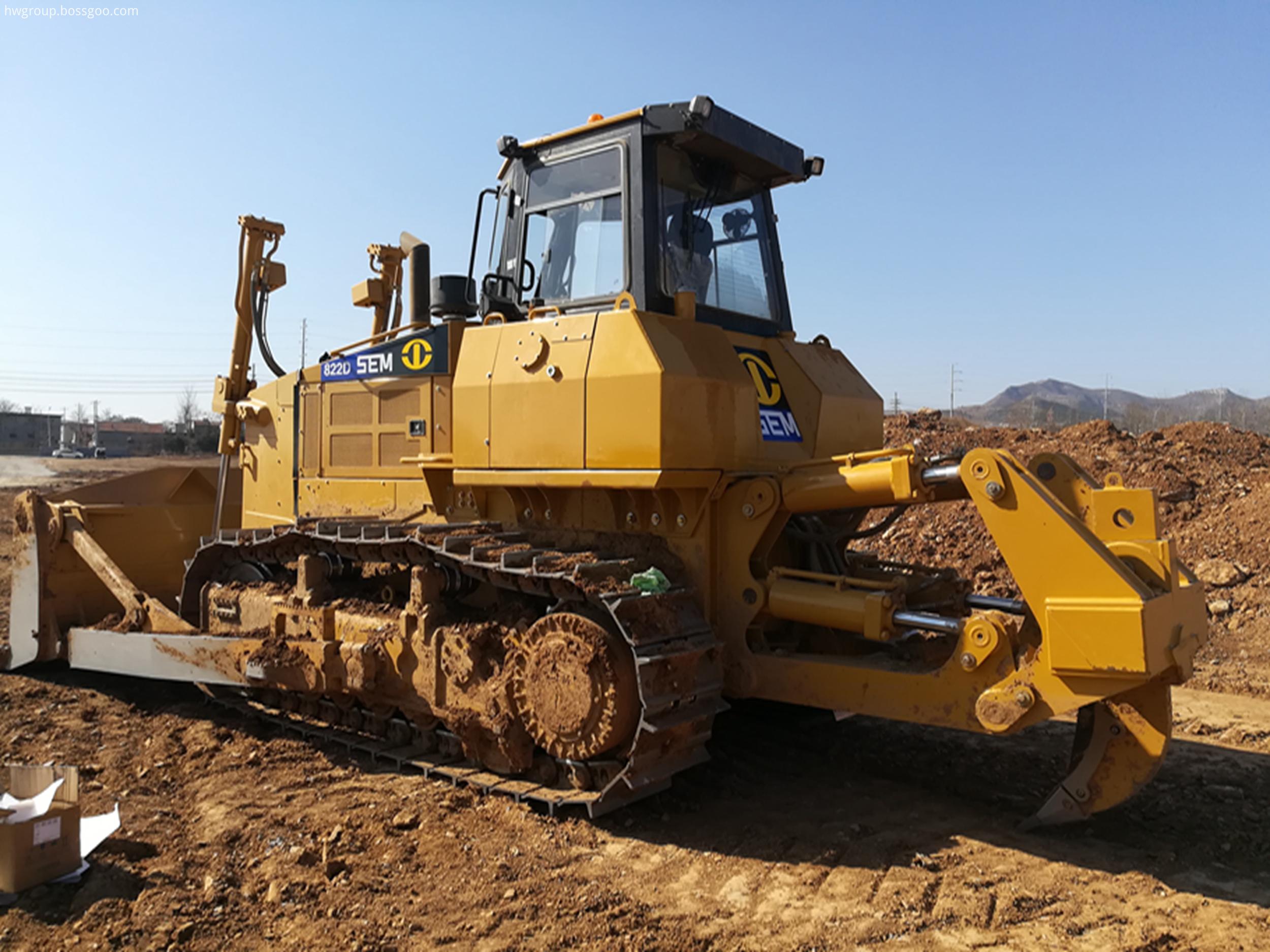 SEM bulldozer