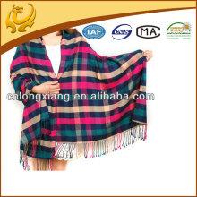 Nuevo mantón de las bufandas del diseño de la manera, bufandas de la señora Pashmina, bufandas venden al por mayor