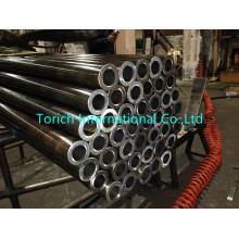 Tuyau d'acier au carbone sans couture à hautes températures fait sur commande avec ASTM A106 GrB