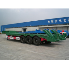 Low bed semi-trailer 60-100t