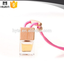 5ml square hanging car mini perfume bottle