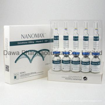 Antioxidans Dermatologie Whitening Glutathion Injektion
