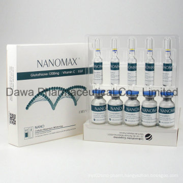 Antioxidant Dermatology Whitening Glutathione Injection