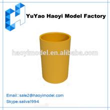 Mejor venta sla sls 3d impresión prototipaje plástico pluma contenedor 3d servicio de impresión