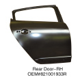 Renault megane3 rear door