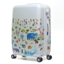 Trolley Gepäck mit mehr dann 15designs