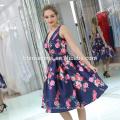 Soirée de danse nouvelle vente chaude touchant les robes de soirée turques