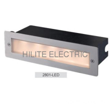 Silver LED Recessed Light with Certified LED Driver