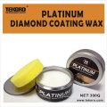 Cire de revêtement de diamant platine