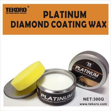 Platin-Diamant-Beschichtungswachs