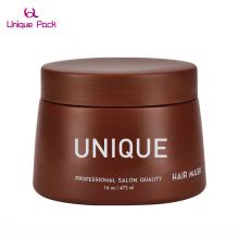 velvet soft touch round PE bottle with screw cap for body balm emulsion face cream hair conditioner 350ml 500ml 1000ml