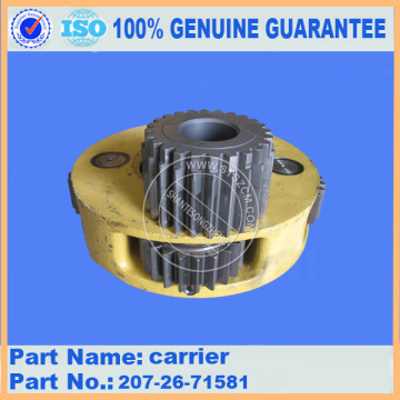 PC300-7 PCC360-7 carrier 207-16-71581