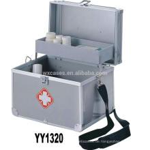 Neue Ankunft Aluminium leer erste Hilfe Box heiß-Verkauf
