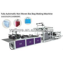 bolsa de caja no tejida Full-automatic que hace la máquina