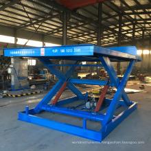 hydraulic auto lift scissor car lift maximum car lift
