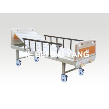 A-109 Movable Double-Function Manual Больничная кровать
