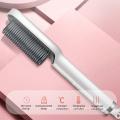 Elektrische Haarglätterbürste für Männer und Frauen