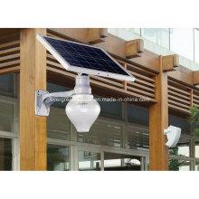 LED 6W Solar Gartenleuchte Apple Integriertes Solar LED Licht