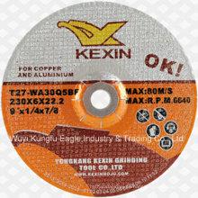 14′′ Xtra Power Schleifscheiben für Kupfer und Aluminium