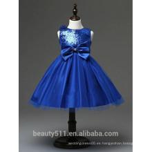 Los vestidos de noche del vestido de noche del vestido de boda de los niños ED573
