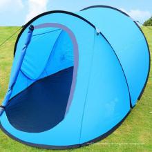 Camping Wandern Zelt automatische Instant einfach falten zurück Shelter Tent